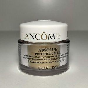 Lancome absolue precious cells face Cream spf 15